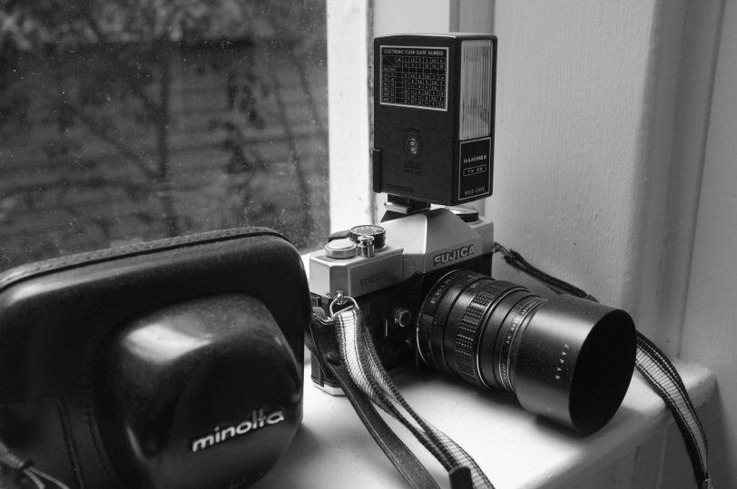 Fujifilm X100 Fujinon 23mm