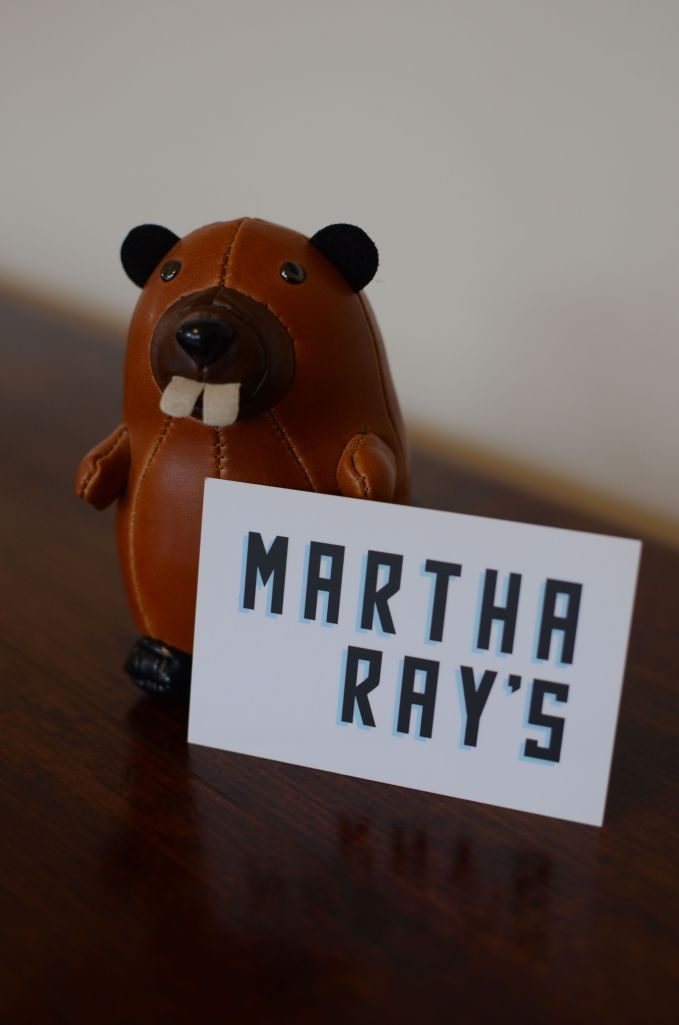 martha rays beaver